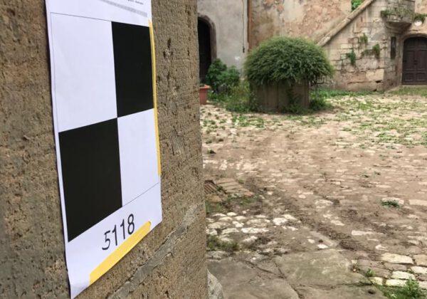 Vermessungen des Schlosses